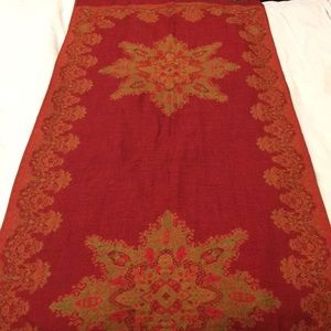 Beautiful Indian pashmina scarf